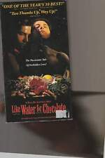 Like Water for Chocolate (VHS, 1994, English Subtitled)