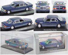Minichamps B66040245 Mercedes-Benz 560 SEL (W 126) dunkelblau uni 1:43