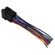 Radio Stereo Install Reverse Male Stock Factory Wire Harness Cable Adapter