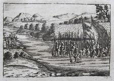 SCHWABENKRIEG 1499: SCHWEIZERKRIEG ELSASS RHEIN SCHWEIZ SOLDATEN IM RHEIN