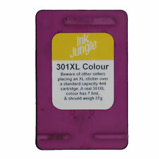301XL Colour Ink Cartridge For HP Deskjet 2050se Inkjet Printer