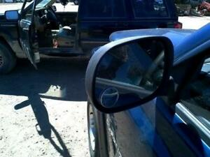 Door Mirror 2000 DODGE DURANGO Driver Left Black