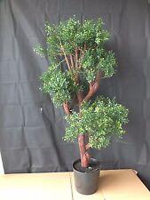 Árbol Artificial-Árbol Grande 4' - 1.2m Planta en Maceta-árbol de follaje