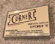 The Corner Free Music Sampler September '97 CASSETTE | Descendents Limp Bizkit