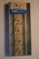 ISCAR carburo filettatura - 16erm 2.00iso (ic508) 5 inserti