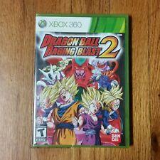 Dragon Ball Raging Blast 2 - Microsoft Xbox 360 - Factory Sealed