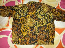 ** NEW ** Gianni Versace Silk Shirt Size S Silk Shirt