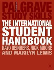 Palgrave Study Skills: The International Student Handbook by Marilyn Lewis,...