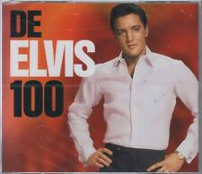 Elvis Presley 4 CD Box De Elvis 100