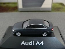 1/87 Herpa Audi A4 Berlina grigio meteora 391262