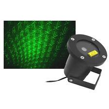 Proyector Láser LED Control Remoto 8 Iluminacioes Luces Navidad Aire Libre IP65