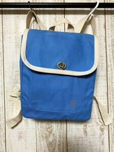Ichizawa Shinzaburo Hanpu Kids Mini Backpack Made in Kyoto From Japan 一澤信三郎