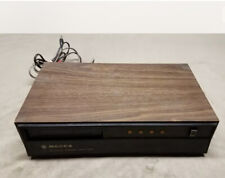 VINTAGE MECCA EIGHT 8 TRACK PLAYER STEREO TAPE DECK