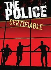 The Police - Certifiable (DVD, 2008) BRAND NEW AND SEALED