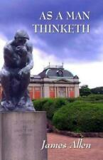 As a Man Thinketh: Updated Edition: How Our Thoughts Attract Success    or ...