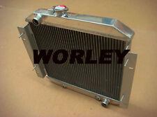 Aluminum radiator for Ford Escort 1971-1980 1972 1973 74 1975 76 77 78 79