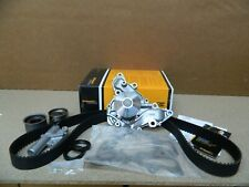 NEW CRP PP287LK1 ENGINE TIMING BELT & WATER PUMP KIT FOR DIAMANTE ECLIPSE GALANT