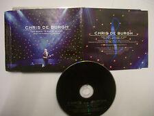 CHRIS DE BURGH Two Sides To Every Story – 2001 UK/EU CD PROMO – Ballad - BARGAIN