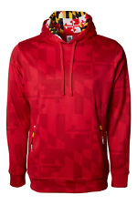 Red Maryland Hoody