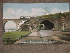 Fairmount Park , River Drive Tunnel, Phila., PA., 1906, used vintage card