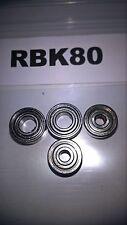 Mulinello DA PESCA ABU modello, Abu RECORD REVO 3 ARGANO Completo Reel kit cuscinetto.