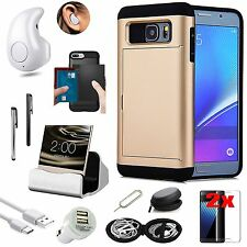 Pocket Case Charger Wireless Earphone Accessory Pack For Samsung Galaxy S7 G930