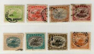 Papua Lakatoi Stamps