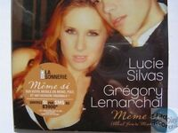 GREGORY LEMARCHAL MEME SI CD SINGLE