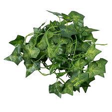 D6 6.6 Feet Artificial Ivy Fake Foliage Leaf Flowers Plants Garland Garden Decor