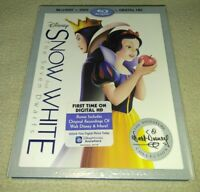 Snow White and the Seven Dwarfs Blu-ray