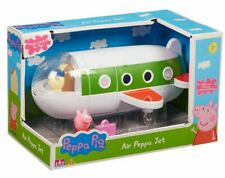 New Peppa Pig Air Peppa Jet Playset Figure Airplane Aeroplane Official