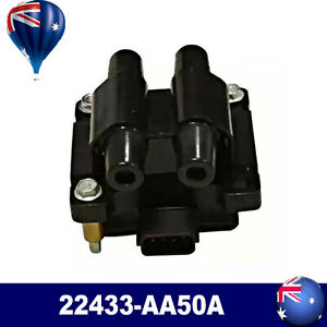 Ignition Coil Pack For Subaru Forester Liberty Outback 2.5L EJ25 22433AA50A OE
