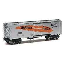 NEW - WESTERN PACIFIC RAILROAD BOXCAR 0-GAUGE LIMITED EDITION