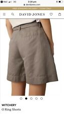 witchery o ring shorts size 6 brand new with tags