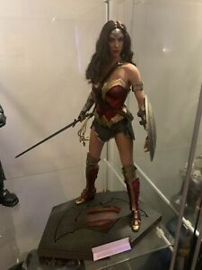 wonder Woman Batman Vs Superman Bvs Hot Toys Mms 359