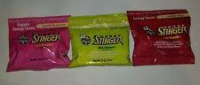 Honey Stinger Organic Energy Chews 3 packs (Cherry Blossom Lime-ade Cherry Cola)