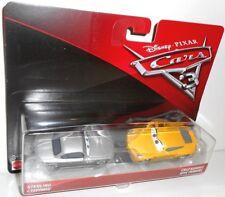 Cars 3 - STERLING & CRUZ RAMIREZ 2-PACK, Sponsor, Disney Pixar Cars diecast toys