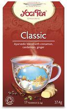 Yogi tea classique cinnamon spice - 17 sacs