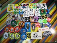 vtg 1980s-2000s Zorlac skateboard sticker - SUAS Pushead Museum Skate Tough +
