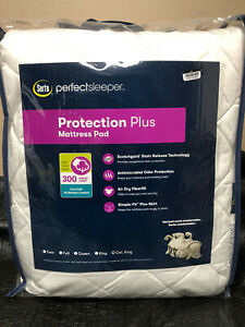 "Serta Protection Plus Mattress Pad California King 72"" x 84"""