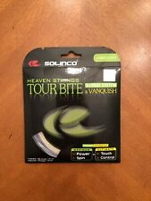 Solinco Heaven Strings Tour Bite Hybrid System/Vanquish 16L G 1.25mm 16 G 1.3mm