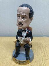 Vintage Don Corleone The Godfather Movie Bobblemead Figure ll Padrino Sono RARE