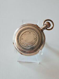Taschenuhr pocket Watch HELVITIA