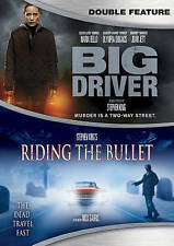 Big Driver / Stephen King's Riding The Bullet (DVD, 2016)Brand New