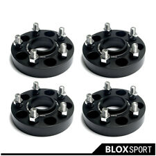 "5Lug (4pcs 30mm) 5x4.5"" Wheel Spacers for Nissan Murano (Z50) Navara (D40) 2004+"