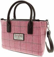 Ladies Authentic Harris Tweed Small Tote Bag Brora LB1228 COL68