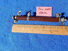 Resistor - Tru-Ohm AR75-100 Ohm adjustable vitreous enamel wire wound