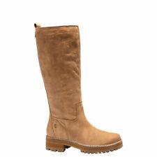 Timberland Women's Courmayeur Valley Tall Boot Mid Brown a2998