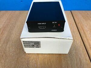 CYP PU-1107TX HDMI over cat 6 sender
