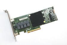 Adaptec 71605 16-Port INT SATA/SAS RAID Controller 6g PCIe x8 3.0 1024mb 1gb